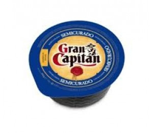 QUESO GRAN CAPITAN SEMI 450gr.